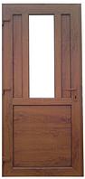 Steko Двери входные с ламинацией  Дуб Renolit (Германия) 2000х950, фото 1