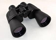 Мощный бинокль черного цвета Bushnell 5005 (20x50), фото 2