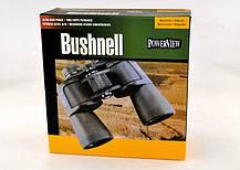 Мощный бинокль черного цвета Bushnell 5005 (20x50), фото 3