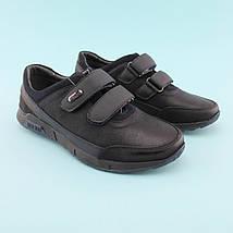 Туфли спортивные черные на мальчика тм Том.М размер 34,35,36,38, фото 2