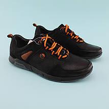 Туфли на мальчика с шнурками Черные тм Том.М размер 33,34,35,36,37, фото 2
