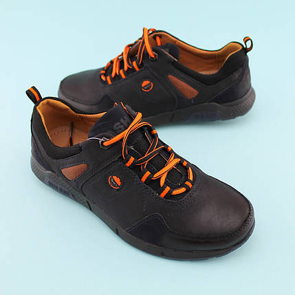 Туфли на мальчика с шнурками Черные тм Том.М размер 33,34,35,36,37,38, фото 2