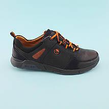 Туфли на мальчика с шнурками Черные тм Том.М размер 33,34,35,36,37,38, фото 3