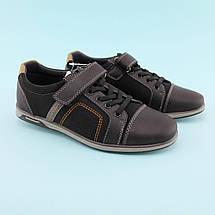 Туфли для мальчика Черные тм Том.М размер 34,35,36, фото 2