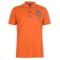 Поло Pierre Cardin Embroidered Logo Polo Orange - Оригинал