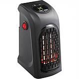 Портативный обогреватель дуйка керамический тепловентилятор Handy Heater 400 Вт , фото 2