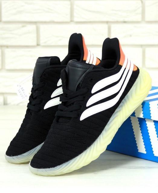 Мужские Кроссовки Adidas Sobakov Black