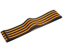 Резинка для фитнеса (MS 2509-O) Оранжевая, фото 3