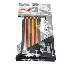 Резинка для фитнеса (MS 2509-O) Оранжевая, фото 2