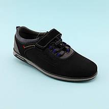Черные туфли для мальчика тм Том.М размер 35,36, фото 2