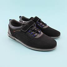 Черные туфли для мальчика тм Том.М размер 35,36, фото 3