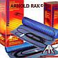 Одножильный нагревательный мат Arnold Rak FH 21100, фото 2