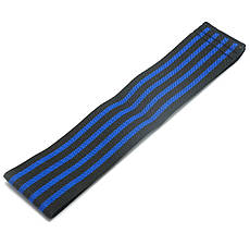 Резинка для фитнеса (MS 2509-ВL) Синяя, фото 2
