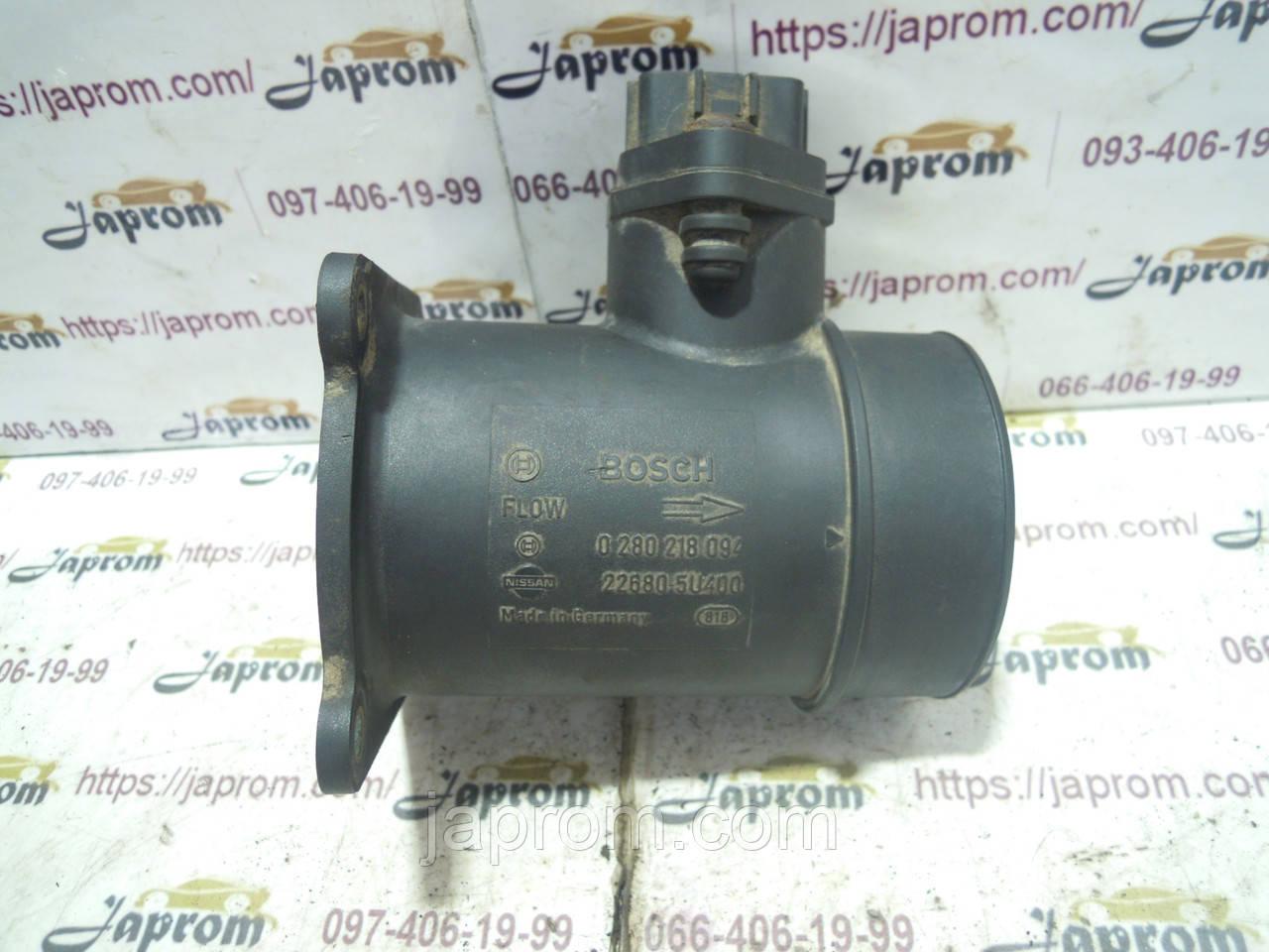 Датчик расхода (потока) воздуха расходомер M.A.F. Nissan Almera N16 Primera P11 P12 1.6 1.8 бензин