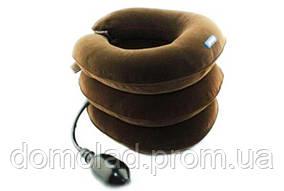 Подушка Масажер для Шиї Tractors Cervical Spine