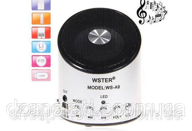 Портативная MP3 Колонка A9 Спикер