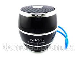 Портативна MP3 Колонка Bluetooth WS 306 USB FM am