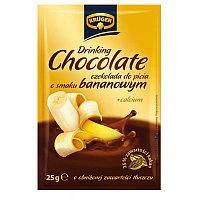 Гарячий шоколад зі смаком банана Kruger Driking Chocolate o smaku bananowym 25гр (Німеччина)