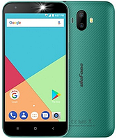 """Ulefone S7 Pro Green 2/16 Gb, 5"""", MT6580A, 3G"""
