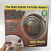 Обогреватель Портативный Дуйка Wonder Heater Pro 900W, фото 1