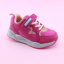 Детские кроссовки девочке Розовые тм Том.М размер 27,28,29,30,31,32, фото 2