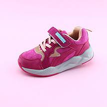 Детские кроссовки девочке Розовые тм Том.М размер 27,28,29,30,31,32, фото 3