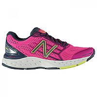 Кроссовки New Balance 680 v5 Ladies Pink/Grey - Оригинал