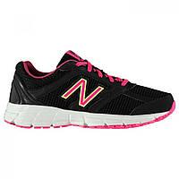 Кроссовки New Balance W460v2 Ladies Black/Pink - Оригинал, фото 1