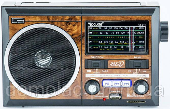 Радиоприемник Golon RX 911 Радио am