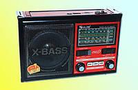 Радіоприймач Golon RX-288 c Ліхтариком MP3 USB FM SD, фото 1