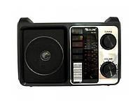 Радиоприемник Golon RX-333 BT c Фонариком и Bluetooth MP3 USB FM SD, фото 1
