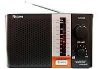 Радиоприемник Колонка MP3 USB Golon RX F 12 UR, фото 1