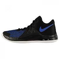 Кроссовки Nike Air Versitile 3 Baskteball Black/Royal - Оригинал, фото 1