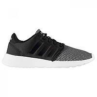 Кроссовки Adidas QT Racer Ladies Black/Grey/Wht - Оригинал, фото 1