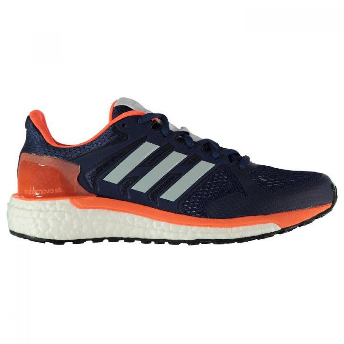 Кроссовки Adidas Supernova ST Ladies Blue/Orange - Оригинал, фото 1