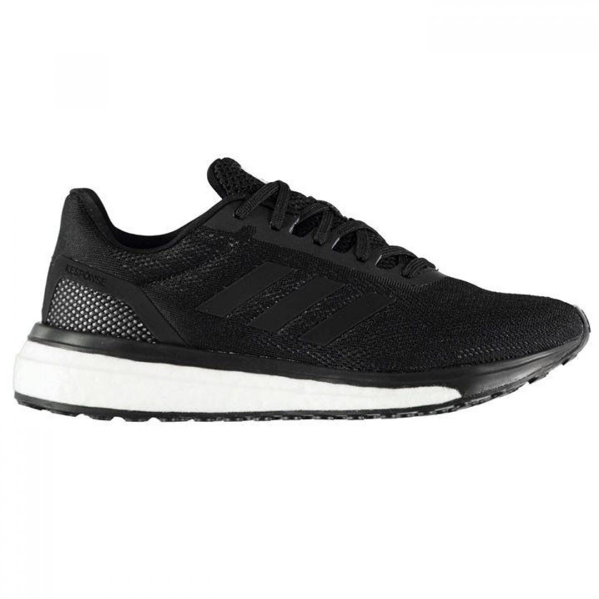 Кроссовки Adidas Response Ladies Black/White - Оригинал, фото 1