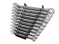 Рожково Накидные Гаечные Ключи Diamond Leopard Набор 10 Инструментов, фото 1