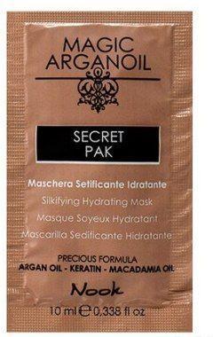 Увлажняющая маска Nook Magic Arganoil Secret 10 мл