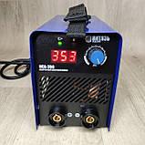 Сварочный аппарат инвертор Витязь ИСА-350 + Маска хамелеон Forte MC-1000, фото 4