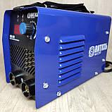 Сварочный аппарат инвертор Витязь ИСА-350 + Маска хамелеон Forte MC-1000, фото 5