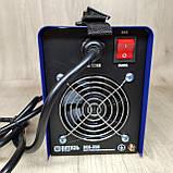 Сварочный аппарат инвертор Витязь ИСА-350 + Маска хамелеон Forte MC-1000, фото 6