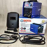 Сварочный аппарат инвертор Витязь ИСА-350 + Маска хамелеон Forte MC-1000, фото 2