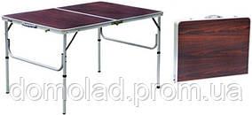 Складаний Компактний Стіл Туристичний Folding Table для Відпочинку та Риболовлі