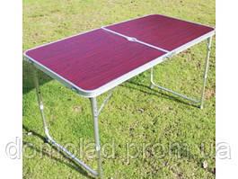 Складной Стол Туристический Folding Table Convenient to Take 600 х 1200