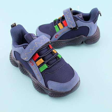 Фирменные кроссовки на мальчика тм Том.М размер 28,29, фото 2