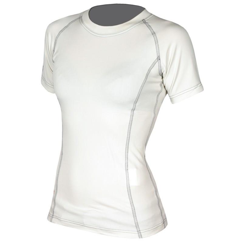 Активное женское термобелье футболка Commandor Neve SOLEI для туризма