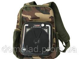 Туристический Рюкзак С Bluetooth Колонкой Музыкальный Оutdoor Backpack Speakers CH M34
