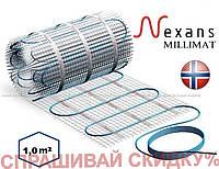Теплый пол Nexans Millimat/150 (Норвегия) 1,0 кв.м