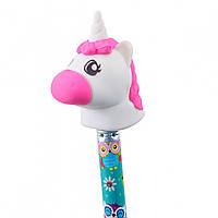 "Ластик-насадка на карандаш YES ""Unicorn""  (1 шт.)  560499"