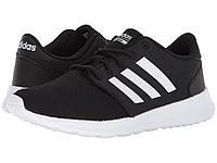 Кроссовки adidas Cloudfoam QT Racer Black/White/Carbon - Оригинал